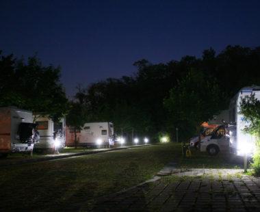 Area sosta PARCO CAMALDOLI